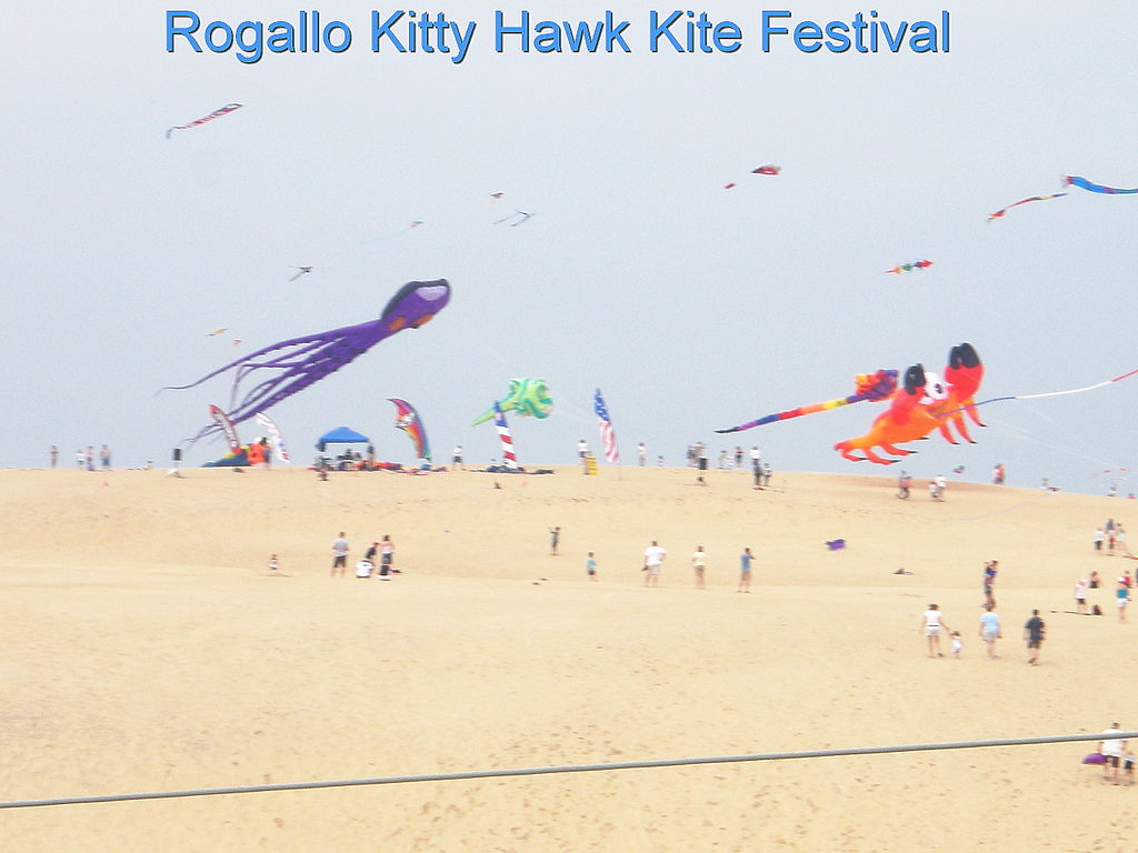Rogallo Kite Festival June 16-17, 2018